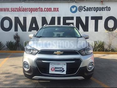 Chevrolet Spark Active  usado (2018) color Plata Metalico precio $190,000