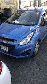 Foto venta Auto usado Chevrolet Spark Paq A (2014) color Azul precio $90,000
