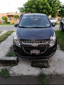 foto Chevrolet Spark Paq A usado (2014) color Gris precio $85,000
