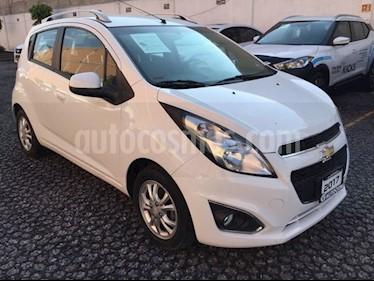 Foto venta Auto usado Chevrolet Spark Paq A (2017) color Blanco precio $120,000