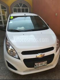 Foto venta Auto usado Chevrolet Spark Paq A (2016) color Blanco precio $88,000