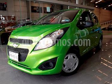 Foto venta Auto Seminuevo Chevrolet Spark Paq A (2014) color Verde Lima precio $105,000