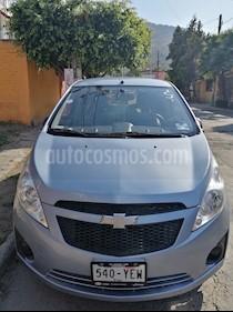 Foto venta Auto usado Chevrolet Spark Paq A (2012) color Azul Web precio $73,500