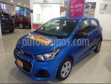 "Foto venta Auto Seminuevo Chevrolet Spark Paq. ""B"" LT (2018) color Azul Splash precio $200,000"