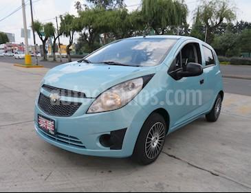 Foto venta Auto Seminuevo Chevrolet Spark Paq B (2012) color Azul Web precio $87,000