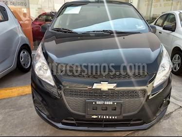 Foto venta Auto usado Chevrolet Spark Paq B (2017) color Negro precio $140,000