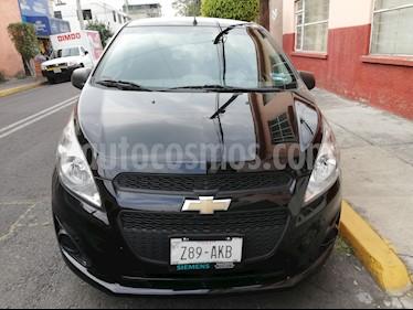 Foto venta Auto Seminuevo Chevrolet Spark Paq B (2016) color Negro precio $120,000