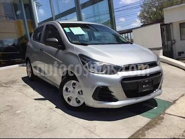 Foto venta Auto usado Chevrolet Spark Paq B (2016) color Plata precio $125,000