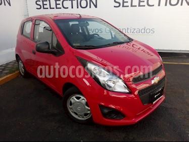 Foto venta Auto usado Chevrolet Spark Paq B (2017) color Rojo precio $128,000