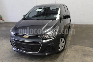 Foto venta Auto usado Chevrolet Spark Paq B (2017) color Gris precio $152,000