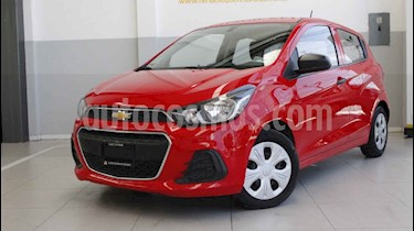 Foto venta Auto usado Chevrolet Spark Paq B (2016) color Rojo precio $140,000