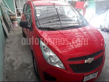 Foto venta Auto usado Chevrolet Spark Paq B (2011) color Rojo precio $75,000