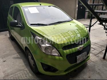 Foto Chevrolet Spark Paq B usado (2014) color Verde Lima precio $82,000