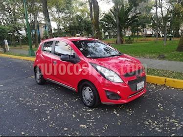 Foto venta Auto usado Chevrolet Spark Paq B (2013) color Rojo precio $70,000