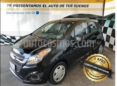 Foto venta Auto Seminuevo Chevrolet Spark Paq B (2017) color Negro precio $145,000