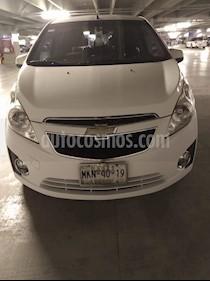 Chevrolet Spark Paq C usado (2012) color Blanco precio $90,000