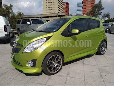 foto Chevrolet Spark Paq C usado (2012) color Verde precio $95,000