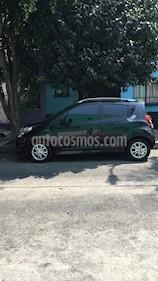 Chevrolet Spark Paq C usado (2015) color Negro precio $105,000