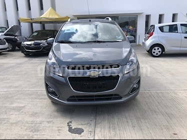 Foto venta Auto Seminuevo Chevrolet Spark Paq C (2017) color Gris Acero precio $150,000