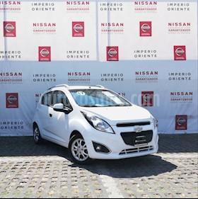 Foto venta Auto usado Chevrolet Spark Paq C (2017) color Blanco precio $140,000