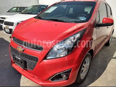 Foto venta Auto usado Chevrolet Spark Paq C (2017) color Rojo precio $160,000