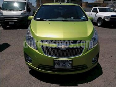 Foto venta Auto usado Chevrolet Spark Paq C (2012) color Verde precio $82,000