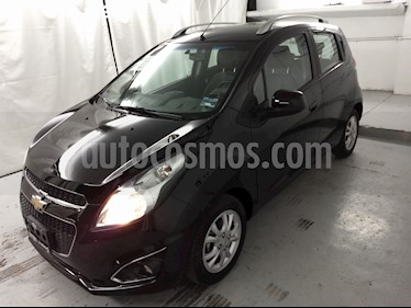 Foto Chevrolet Spark Paq C usado (2017) color Negro precio $136,000