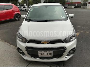 Chevrolet Spark Paq C usado (2016) color Blanco precio $155,000