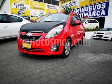 Foto venta Auto Seminuevo Chevrolet Spark Paq C (2012) color Rojo precio $105,900