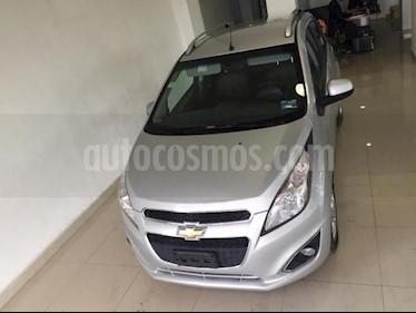 Foto venta Auto Seminuevo Chevrolet Spark PAQUETE C / LTZ (2017) color Plata Brillante precio $166,000
