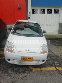 Foto venta Carro usado Chevrolet Spark Spark 1.0 (2014) color Blanco precio $15.000.000