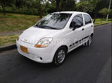 Foto venta Carro Usado Chevrolet Spark Spark LT 1.0L AA (2007) color Blanco precio $13.300.000