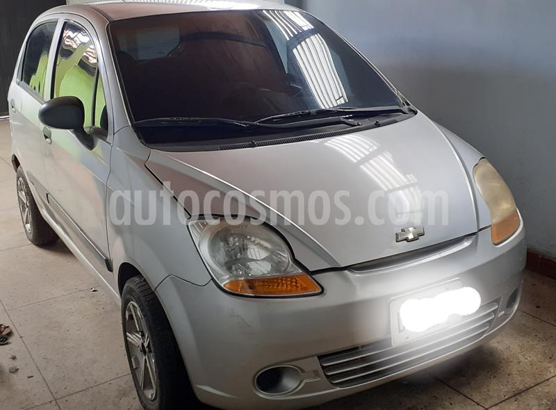 Chevrolet Spark 1.1 AA Mec usado (2007) color Plata precio BoF1.900