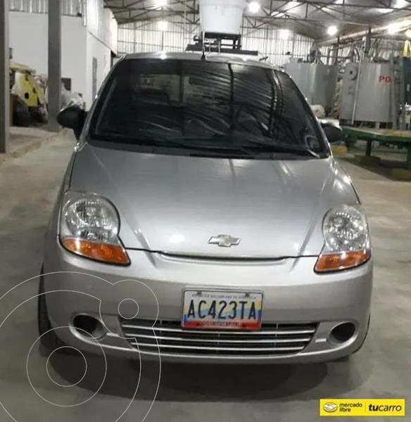 Chevrolet Spark 1.0 L usado (2011) color Plata precio u$s3.400