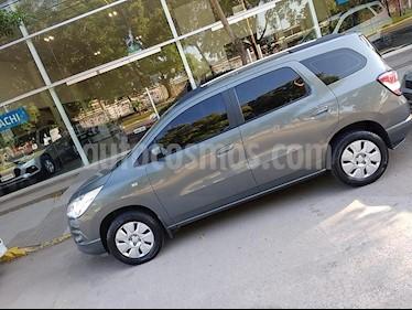 Chevrolet Spin Activ LTZ 1.8L 5 Pas usado (2013) color Gris Oscuro precio $420.000