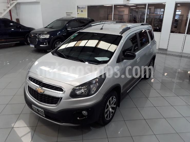 Foto Chevrolet Spin Activ LTZ 1.8 5 Asientos usado (2015) color Plata precio $749.900