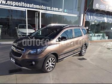 Chevrolet Spin Activ LTZ 1.8 5 Asientos Aut usado (2015) precio $795.000