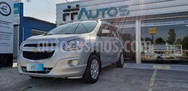 Chevrolet Spin Activ LTZ 1.8L 5 Pas usado (2014) color Gris Claro precio $529.000