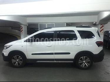 Chevrolet Spin Activ LTZ 1.8L 5 Pas usado (2018) color Blanco precio $979.000