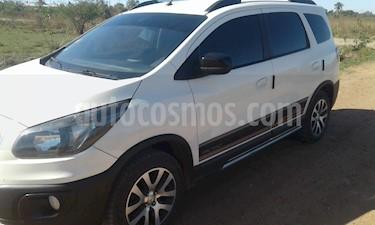 Chevrolet Spin Activ LTZ 1.8L 5 Asientos Aut usado (2015) color Blanco precio $730.000