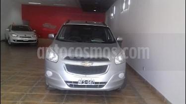 Chevrolet Spin Activ LTZ 1.8L 5 Pas usado (2013) color Gris Claro precio $460.000