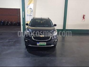 Foto Chevrolet Spin Activ LTZ 1.8 5 Pas Aut usado (2016) color Negro precio $640.000