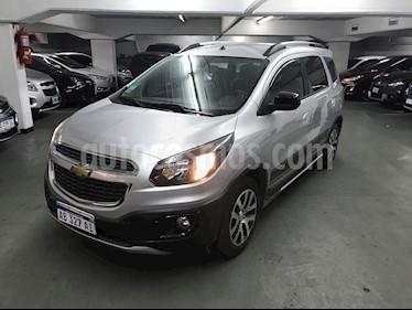 Foto venta Auto usado Chevrolet Spin Activ LTZ 1.8 5 Pas Aut (2017) color Gris precio $695.000