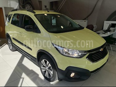 Chevrolet Spin Activ LTZ 1.8 5 Pas Aut nuevo color A eleccion precio $929.900