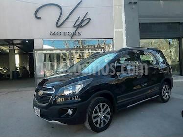 Foto venta Auto usado Chevrolet Spin Activ LTZ 1.8 5 Pas Aut (2015) color Negro precio $555.000