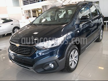 Chevrolet Spin Activ LTZ 1.8 5 Pas nuevo color Plata Switchblade precio $1.000.000