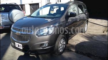 Foto venta Auto usado Chevrolet Spin Activ LTZ 1.8 7 Pas Aut (2014) color Gris Oscuro precio $470.000