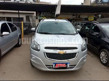 Chevrolet Spin Activ LTZ 1.8 7 Pas Aut usado (2018) color Gris Claro precio $750.000