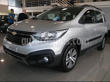 Foto venta Auto nuevo Chevrolet Spin Activ LTZ 1.8 7 Pas Aut color Plata Switchblade precio $1.150.000