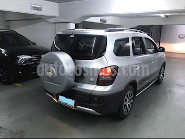 Foto venta Auto usado Chevrolet Spin Activ LTZ 1.8L 5 Pas Aut (2017) color Plata Switchblade precio $699.000